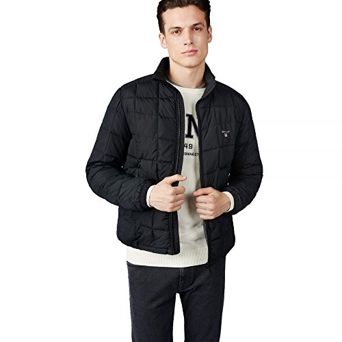 Jacket Gant Giacca Uomo Lightweight Black Cloud RwqwTfE