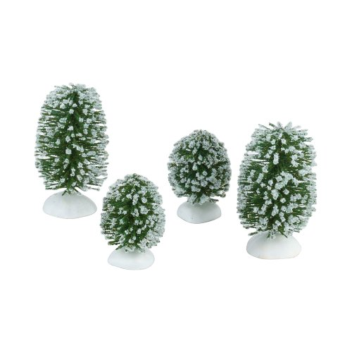 Shrub Costume (Department 56 Accessories for Village Collections Wonderland Shrubs)