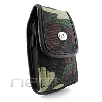 59cc2b116ea Amazon.com  Camouflage Design Vertical Heavy Duty Rugged Cover Belt Clip  Side Case For Xiaomi Mi-2S  Cell Phones   Accessories