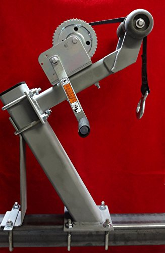 - Die-matic Heavy Capacity Winch Stand W/1400lb Dutton-Lainson Winch Galvanized