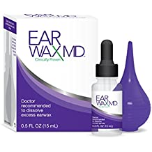 Earwax MD Earwax Removal Kit With Rinsing Bulb