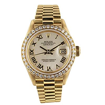 Rolex Datejust Automatic-self-Wind Female Watch 79138 (Certified Pre-Owned) from Rolex