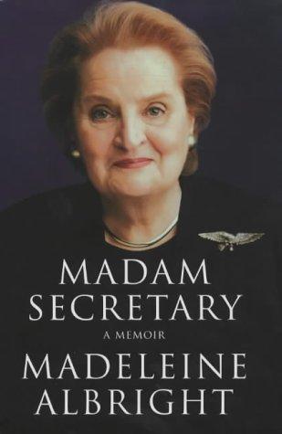 Download Madam Secretary - a Memoir pdf