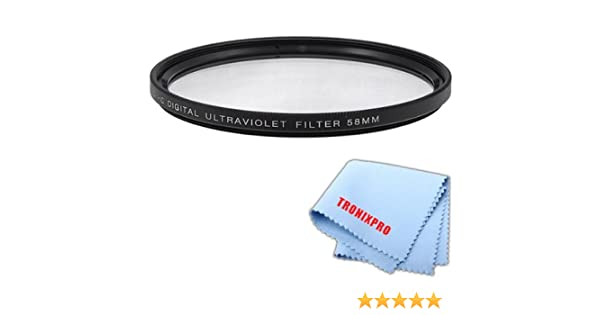 62mm Pro series Multi-Coated High Resolution Polarized Filter For Olympus 18-180mm f//3.5-6.3 ED Zuiko Digital Zoom Lens