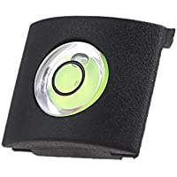 Saihan Hot Shoe Potector Cover Cap Hot Shoe Mount Camera Bubble Spirit Level