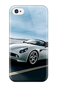 TYH - Cleora S. Shelton's Shop 5650980K14249248 Tpu Shockproofdirt-proof Alfa Romeo Spider 6 Cover Case For Iphone(5/5s) phone case