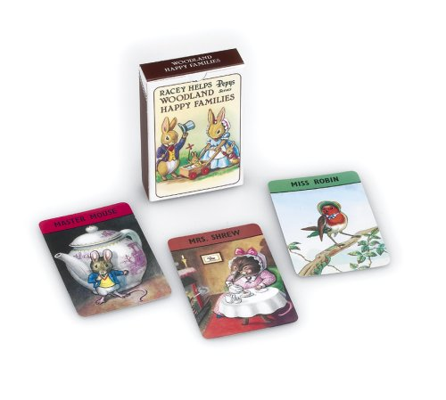 Gibsons - Pepys Woodland Happy Family (Happy Family Card Game)