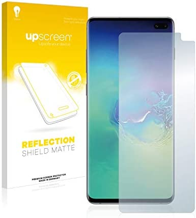 upscreen Multitouch Optimized High Transparency Strong Scratch Protection Scratch Shield Clear Screen Protector for Huawei P30 lite