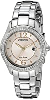 Citizen Women's Eco-Drive Silhouette Cry...