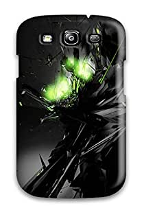 Nathan Tannenbaum's Shop Case Cover Dark Explode Abstract/ Fashionable Case For Galaxy S3