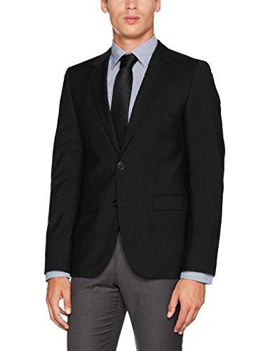 Noir black Homme Costume Aldons De 001 Veste Hugo qPwXYZOn