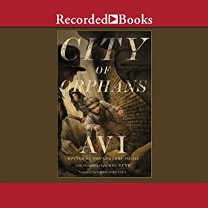 City of Orphans Audiobook