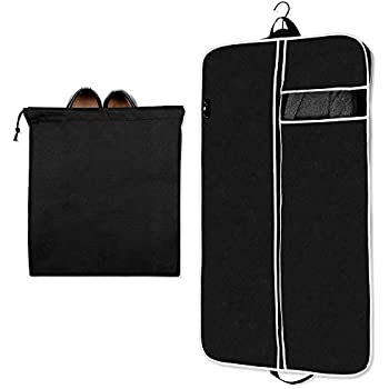 ff923769ac54 Amazon.com | Kntiwiwo 3Pcs Garment Cover for Travel and Storage with ...