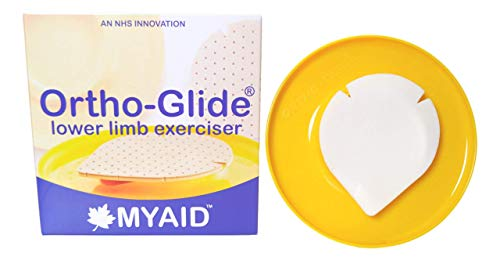 MYAID Ortho-Glide Knee Exerciser/Slider for Rehabilitation After Surgery