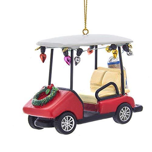 Golf Bag Ornament - 9