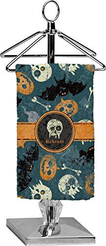 RNK Shops Vintage/Grunge Halloween Finger Tip Towel - Full Print (Personalized)]()