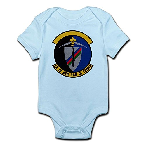 CafePress 17Th Air Support Infant Creeper - Cute Infant Bodysuit Baby Romper -