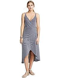 Women's Capri Wrap Dress