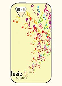 OOFIT Phone Case design with Music for Apple iPhone 4 4s 4g