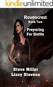 Ravencrest Book Two: Preparing For Battle