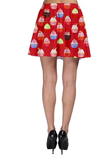 CowCow -  Gonna  - Donna rosso XXX-Large