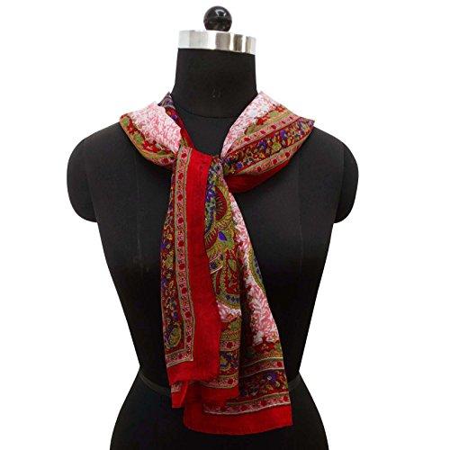 Longues Foulard Fashion 70