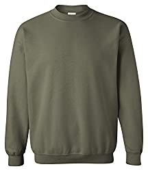 Gildan Men's Heavy Blend Crewneck Sweatshirt - Xx-large - Kiwi
