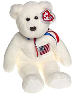 Ty Beanie Buddies Libearty - Bear