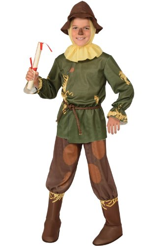 Scarecrow Costumes For Toddlers (Wizard of Oz Halloween Sensations Scarecrow Costume, Small (75th Anniversary Edition))