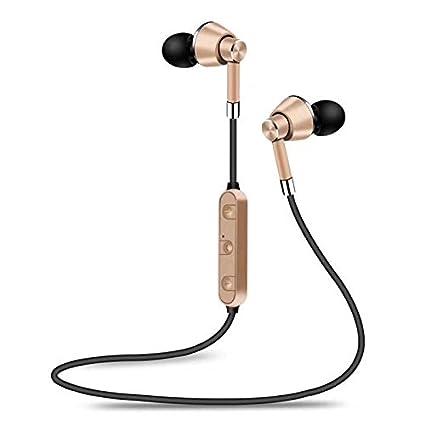 Ocamo Auriculares inalámbricos Bluetooth para iPhone y Samsung