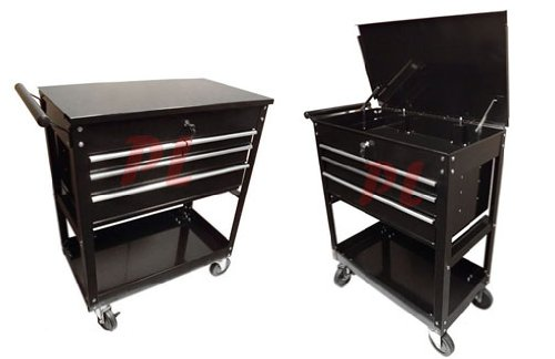 4 drawer service cart - 9