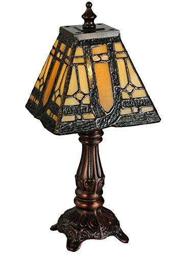 Meyda Tiffany 142878 Lighting, Mini, Finish: Mahogany Bronze ()