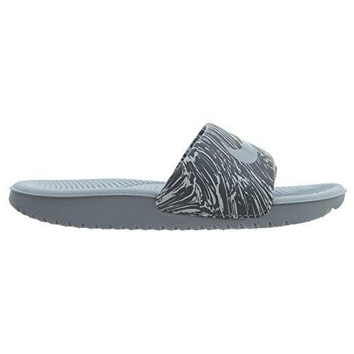 Gris Platinum Kids Kawa Slide Loup Nike Big Pure YvUnw