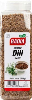 Badia Dill Seed Whole 14 oz