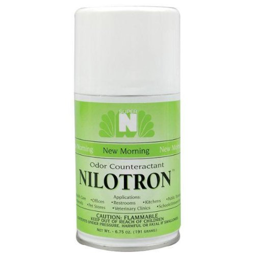 Nilotron Aerosol Refills – New Morning Scent, My Pet Supplies