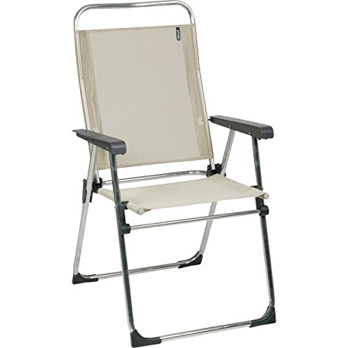 Lafuma Collapsible chair  VICTORIA with Batyline (cover: ...