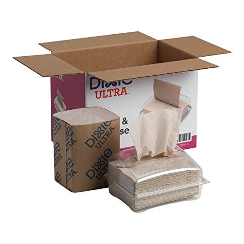 d Disposable Plastic Dispenser Kit by GP PRO (Georgia-Pacific), 3219000, Kit Includes 2 Dispensers And 4 Packs of Napkins, 250 Napkins Per Pack ()