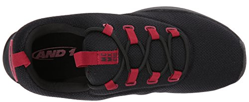 TC Limo Men Red Biking Trainer Limo 2 Stretch Sneaker AND1 Stretch 5gYq6Aqp