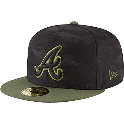 New Era 59Fifty Cap - MEMORIAL DAY Atlanta Braves