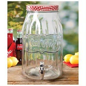Coke Cola Vending Machine - Coca-cola Country Fresh Beverage Dispenser 2 Gallon