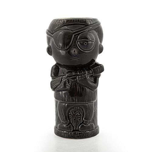 Geeki Tikis Rick & Morty Evil Morty Mug | Official Rick & Morty Tiki Style Ceramic Mug | Holds 13 Ounces