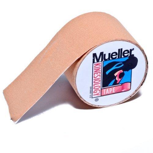 Mueller Beige Kinesiology Tape 2 inch - Single Roll