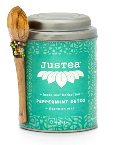 (JUSTEA Tea Peppermint Detox, 45 GR)