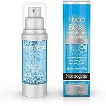 Neutrogena Hydro Boost Multivitamin Hydrating & Revitalizing Face Serum with Vitamin E & Hyaluronic Acid for Dry Skin, 1 fl. oz