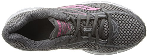 Saucony Running Grid Cohesion Tr 8 - - Mujer Gris / Rosa