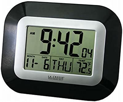 Amazon.com: Timex 75322T Atomic Clock with Date, Day of