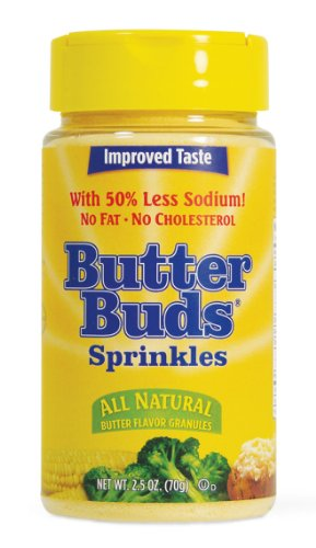 Butter Buds Sprinkles, 2.5-Ounces (12 Count)
