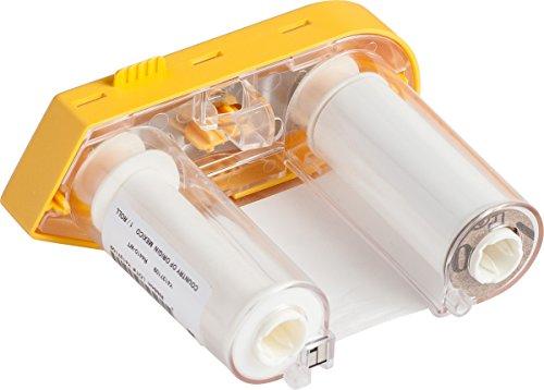 Brady M61-R6710-WT - Bmp61 Series Printer Ribbon - R6700 Resin/Wax, White, 2