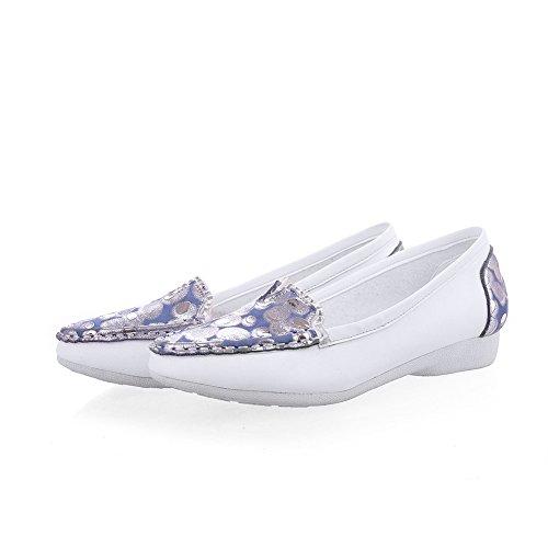 Zapatos planos de luz en la primavera/Zapatos casuales de moda/Calzado Lazy/Zapatos de mujeres salvajes del B