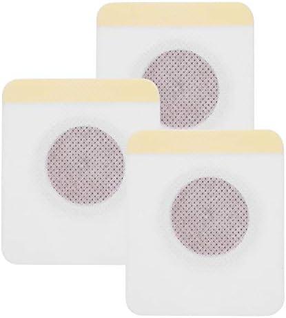 Crisis Weight Loss Sticker, 50Pcs Belly Patch Abnehmen Weight Sticker, fördern den Stoffwechsel Loss Fat Firming Sticker, Navel Fat Burning Adhesive Sticker für Frau, Mann